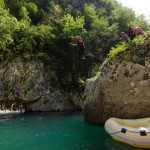 Jumping to Neretva