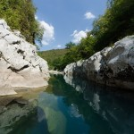 clean Neretva river