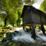 Small water mills
