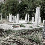 Cemetery in Travnik