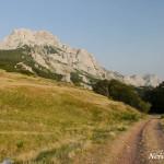 Way to Trnovačko jezero