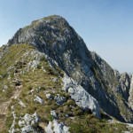 The summit of Maglić