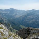 The summit of Maglić