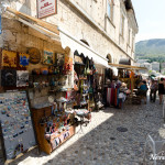 Streets of Mostar