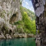 Rafting in Neretva canyon