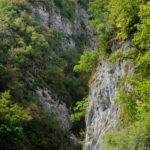 Rafting in Neretva canyon