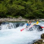 Rapids on Neretva
